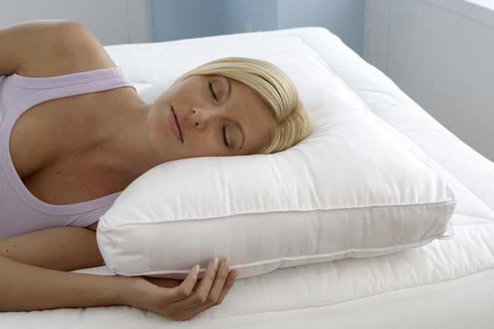 Best Pillows For Back Sleepers 3 Top Rated Back Sleeper