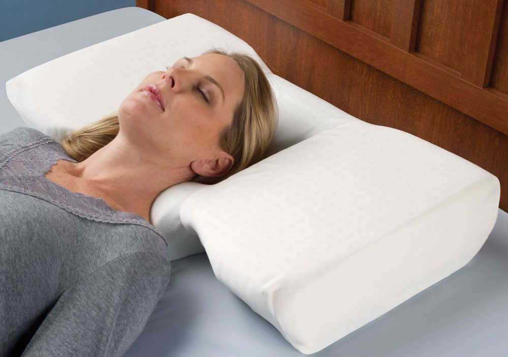Our Guide To The Best Pillows for Neck Pain, Stiff Necks & Neck Problems