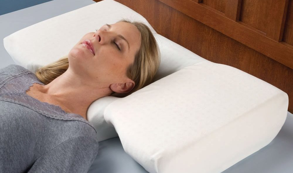 What are the Best Pillows for Neck Pain? - Piles of Pillows