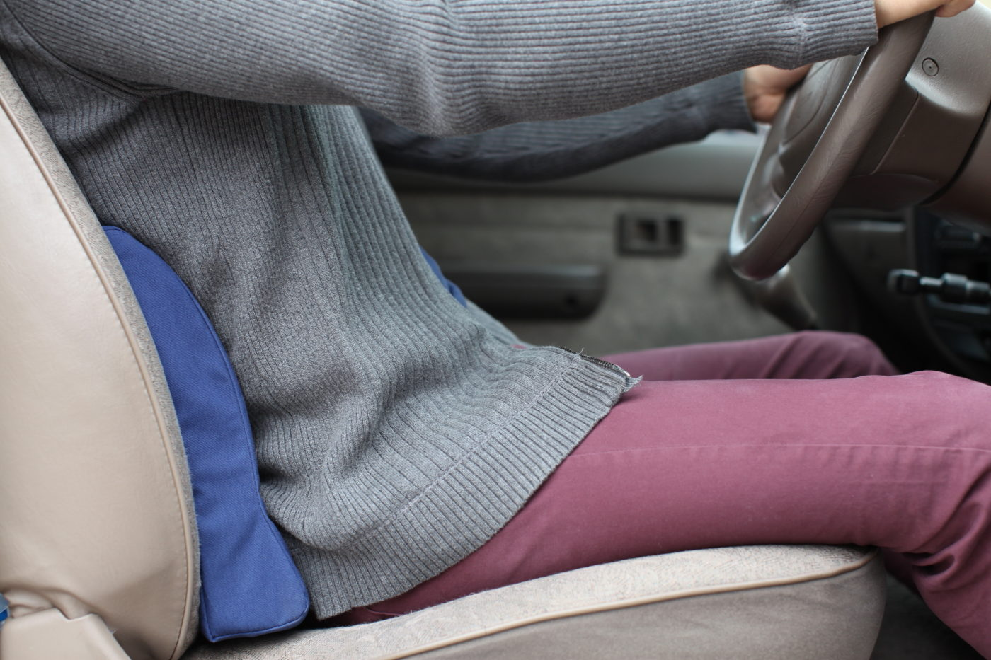 How to buy the right lumbar support pillow for car.