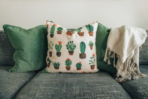 How To Wash & Clean Throw Pillows
