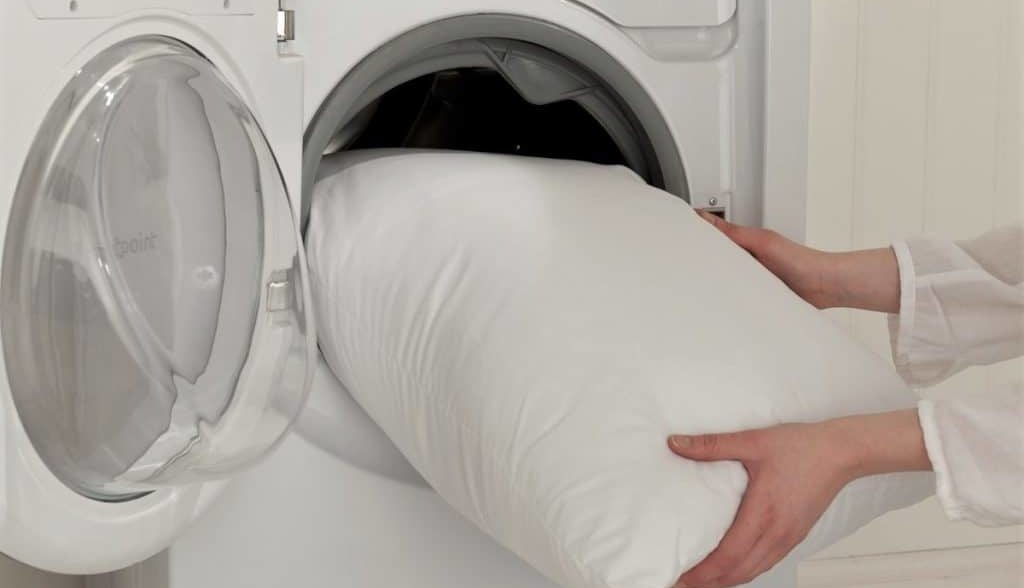 How To Wash Pillows Correctly
