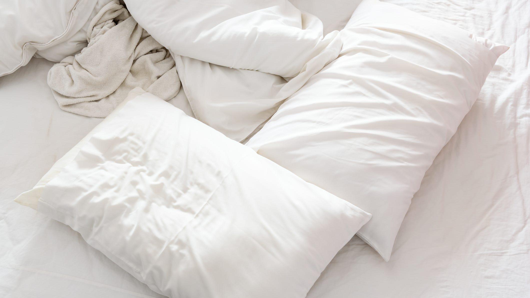 Pillow Washing Instructions